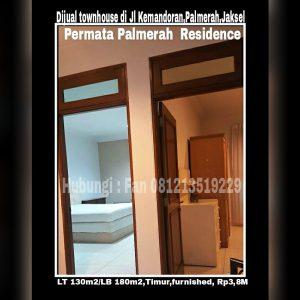 Dijual Rumah bagus di Palmerah Jakarta Barat