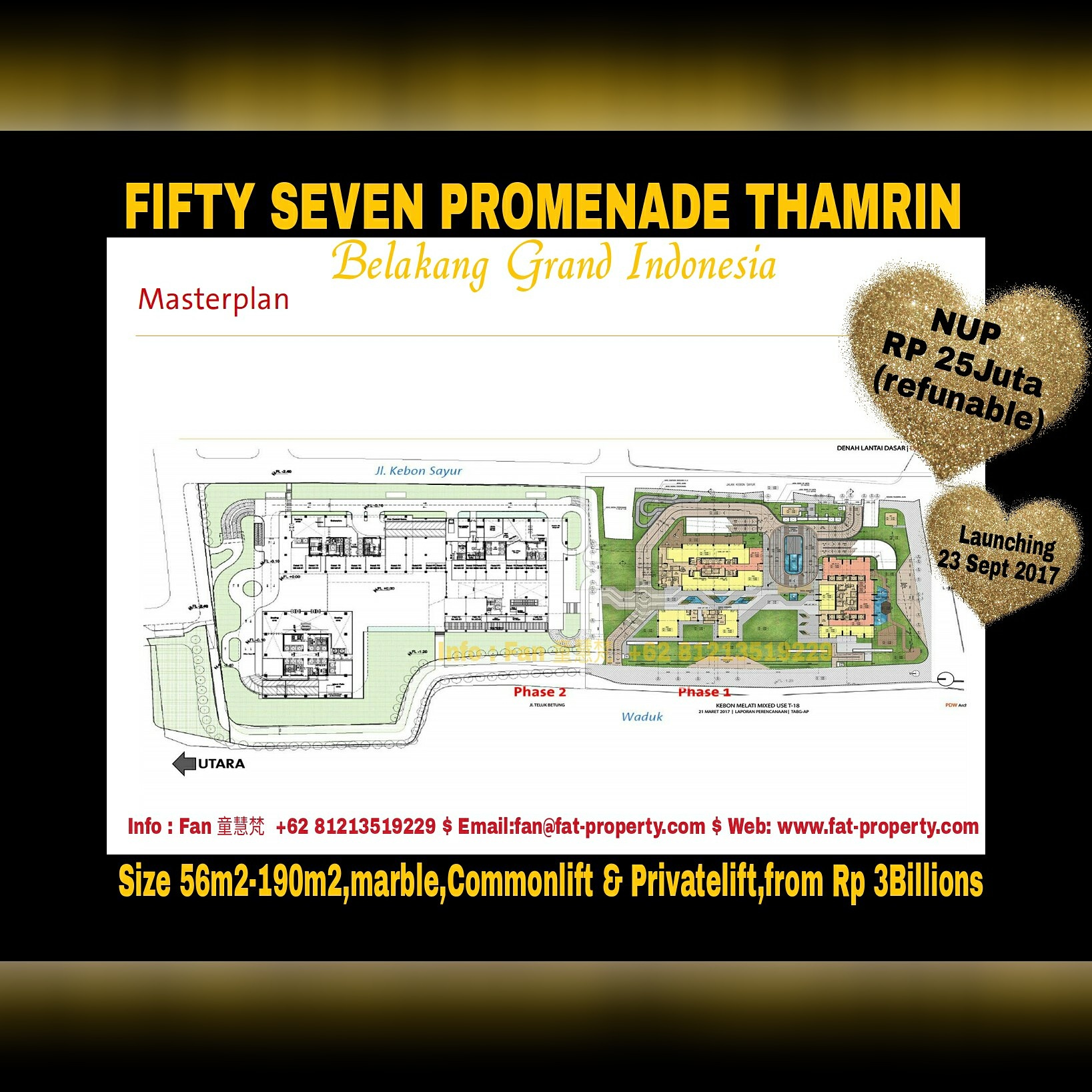Apt Fifty Seven Promenade Thamrin Fat Property