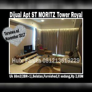 Jual apartment di Puri Indah Jakarta Barat