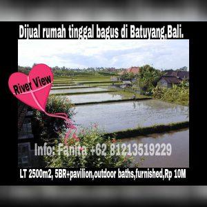 Dijual rumah di Bali