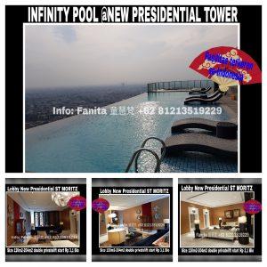ST MORITZ Apartment @Jl Puri Indah,West Jakarta.