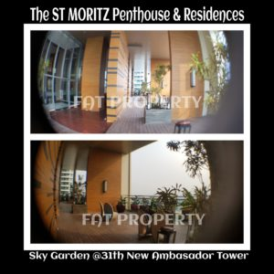 For rent: ST MORITZ Apartment @Jl Puri Indah,West Jakarta.