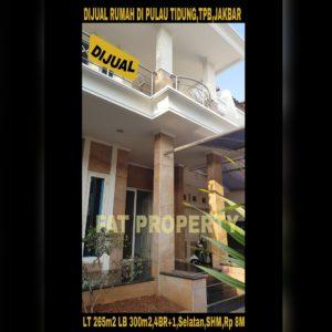 Dijual cepat rumah mewah di Jl Pulau Tidung,Taman Permata Buana,Jakarta Barat.(sebelah Puri Indah)