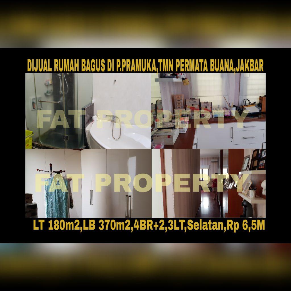 Rumah Bagus Dijual di Pulau Pramuka, Taman Permata Buana ...