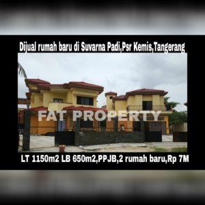 Dijual rumah baru di Suvarna Padi,Pasar Kemis,Tangerang.
