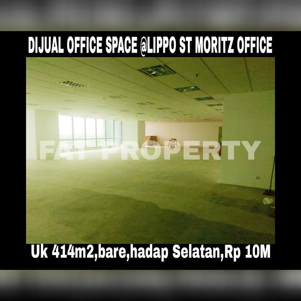 DIJUAL Office Space di kompleks paling bergengsi dan terkomplit di Jakarta Barat :