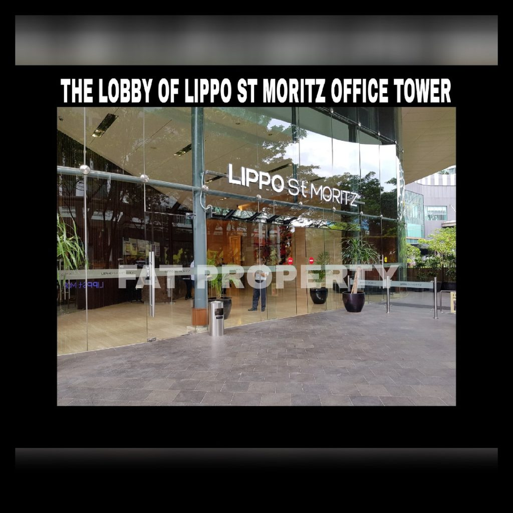 LIPPO OFFICE ST MORITZ TOWER