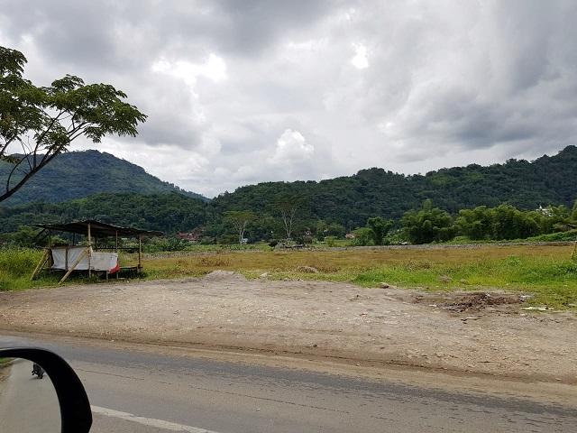 Dijual tanah komersil di Toraja,Sulawesi Selatan.