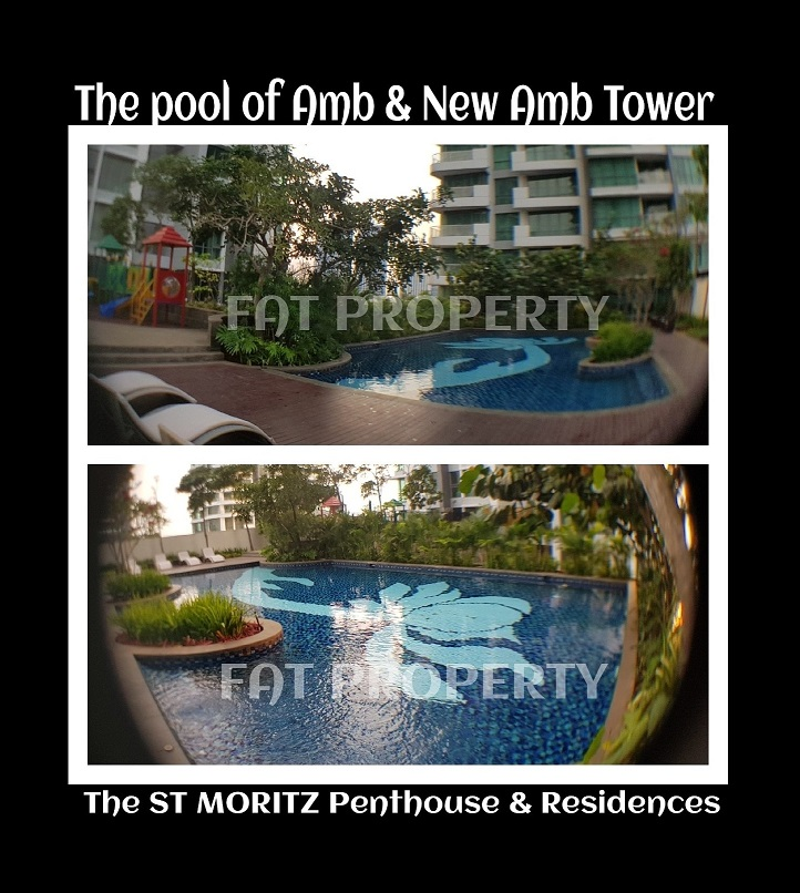 Dijual Apartment ST MORITZ Tower New Ambasador, tower paling high end dan terbaru serta paling strategis di tengah2 mal.