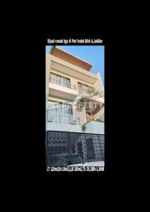 Dijual cepat rumah bagus di komplek perumahan elite di Puri Indah blok A,Jakarta Barat.