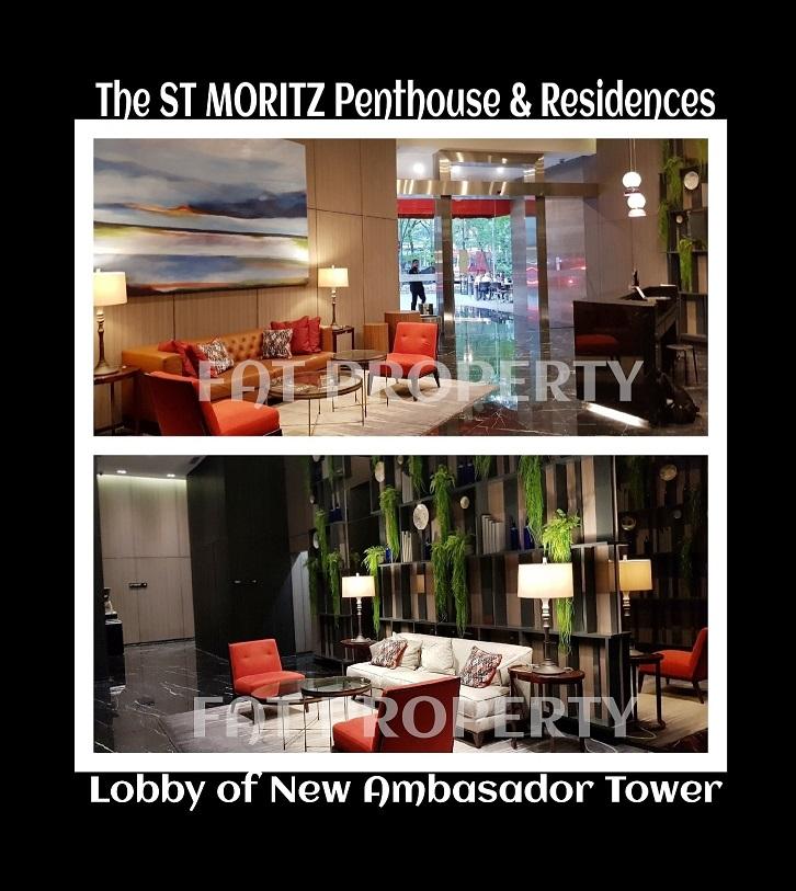 Jual rugi Apartment ST MORITZ Tower terbaru dan terlengkap: New Ambasador.