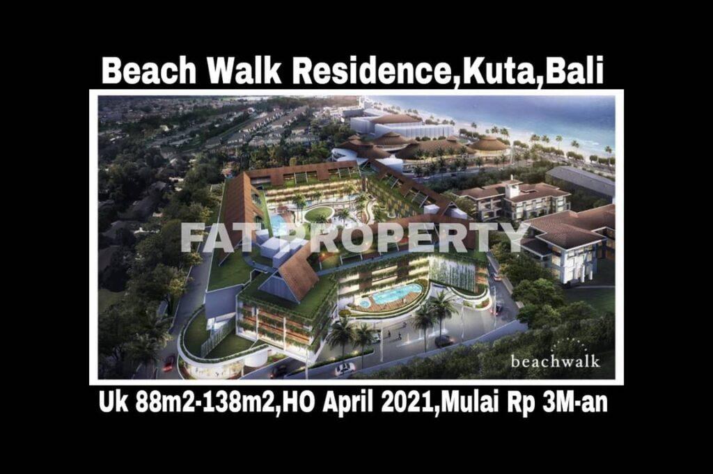 Wow Exclusive Private Residence di jantung Kuta,Bali: @BEACH WALK RESIDENCE KUTA,BALI