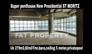 BARU DIBUKA UNIT2 SUPER PENTHOUSE ST MORITZ DI TOWER NEW PRESIDENTIAL!
