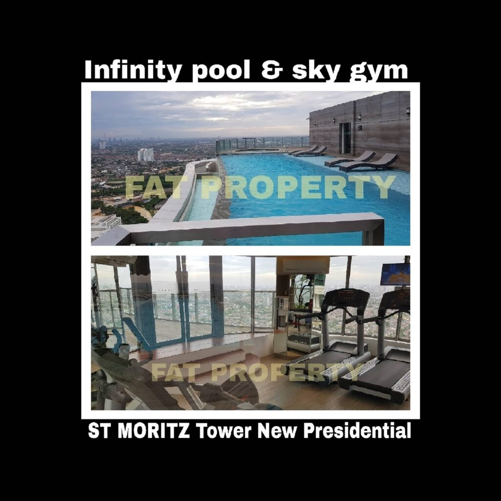 BARU DIBUKA UNIT2 SUPER PENTHOUSE ST MORITZ DI TOWER NEW PRESIDENTIAL!