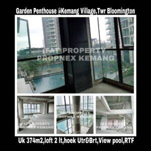 Dijual Apartement Kemang Village, integrated development terlengkap di Jakarta Selatan.