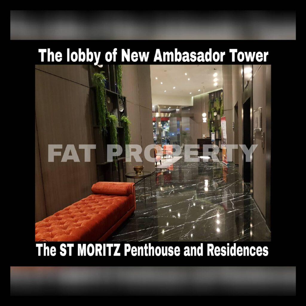 Disewakan Apartment ST MORITZ Tower terbaru dan terlengkap: New Ambasador.