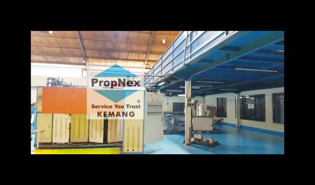 Dijual pabrik plastik Jl.Tole Iskandar, Gunung,Depok,Jawa Barat.