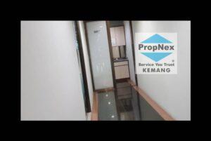 Dijual gedung di Jl Kebayoran Baru,Jakarta Selatan.