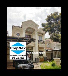 Dijual rumah bagus di Jl Gn. Arjuna, Taman Diponegoro,Lippo Karawaci.