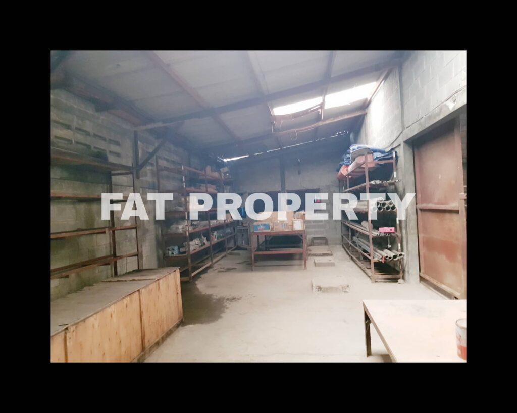 Dijual pabrik/gudang di dalam Kawasan Industry di Daan Mogot,Jakarta Barat.