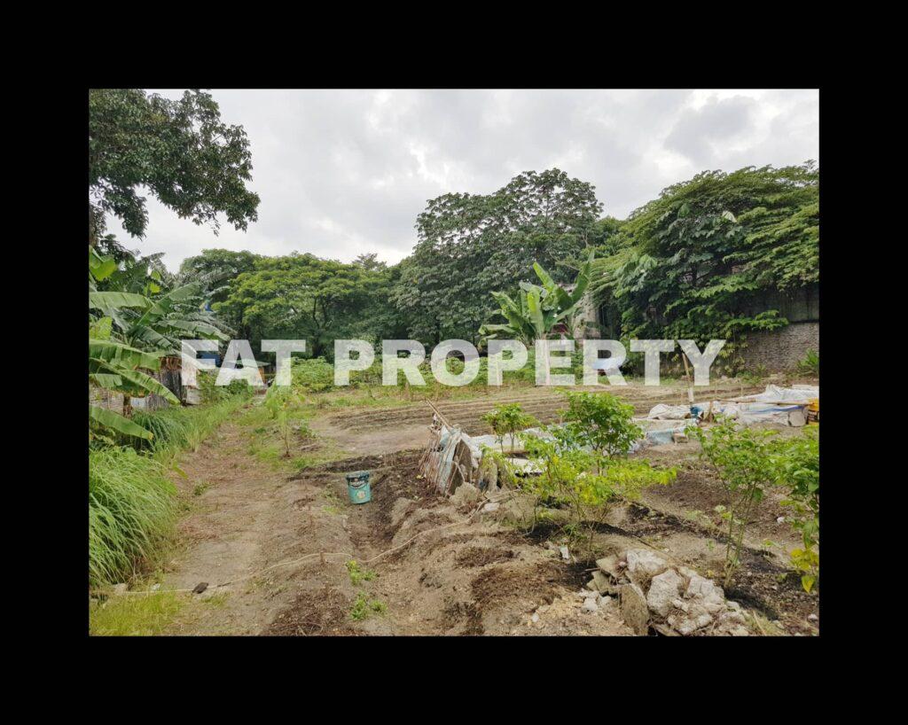 Dijual lahan komersil di Jl Ciater Raya,Serpong,Tangerang Selatan,Banten.