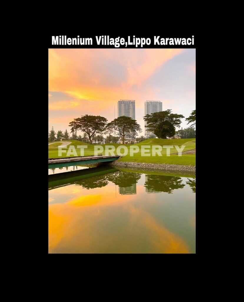 Dijual Super Psenthouse Apartment Millenium Village Tower Fairview,Lippo Karawaci.