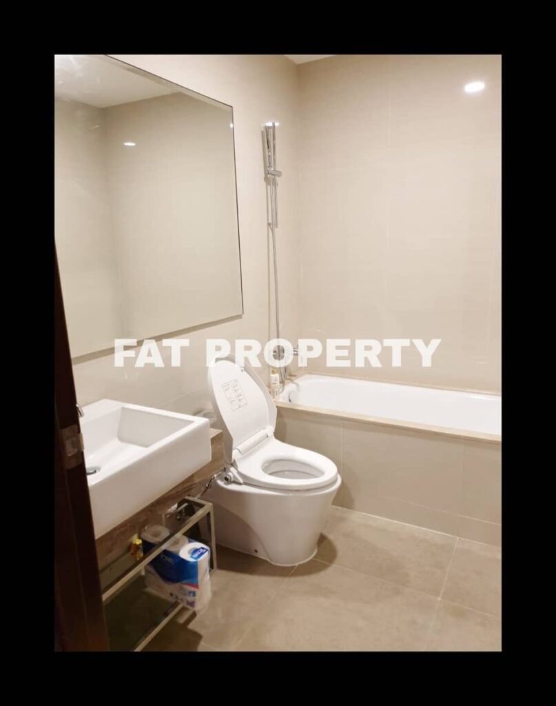 Dijual Apartment Kokas Casa Grande phase 2 Tower Angelo,Kuningan,Jakarta Selatan.
