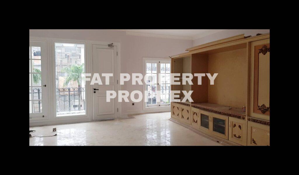 Dijual rumah mewah baru renov bergengsi di Taman Resort Mediterania,Pantai Indah Kapuk,Jakarta Utara.