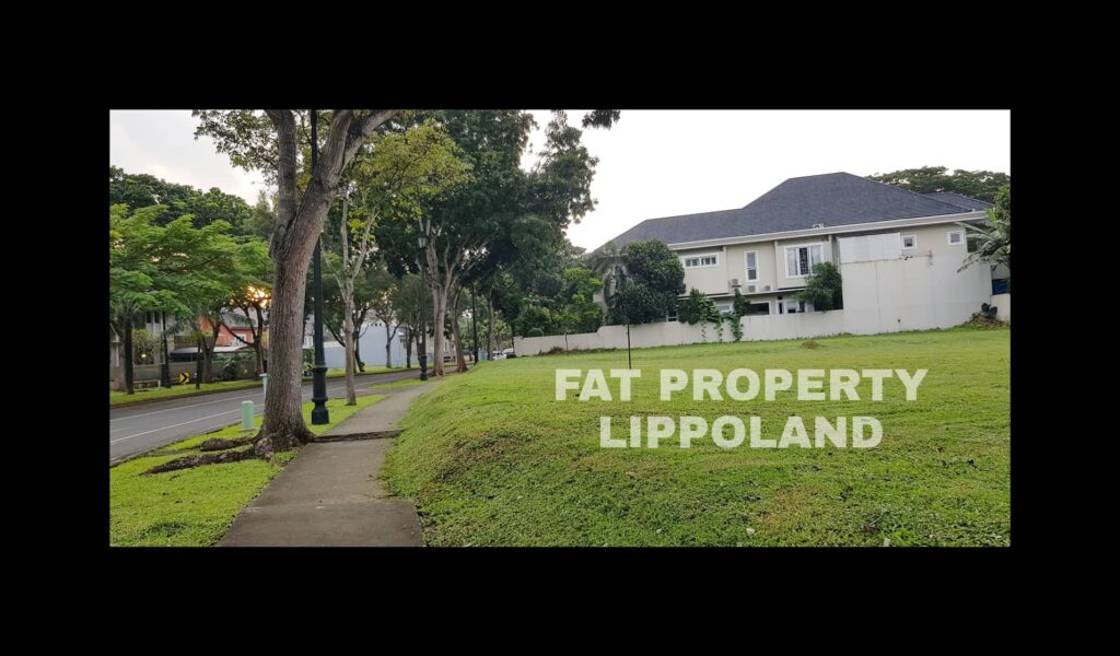 Dijual kavling hunian premium di Jl Boulevard Palem Raya (BPR),Lippo Karawaci/Lippo Village,Banten.
