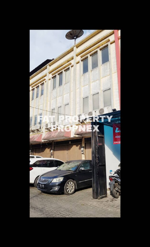 Dijual ruko gandeng di Jl Tubagus Angke,Jakarta Barat.