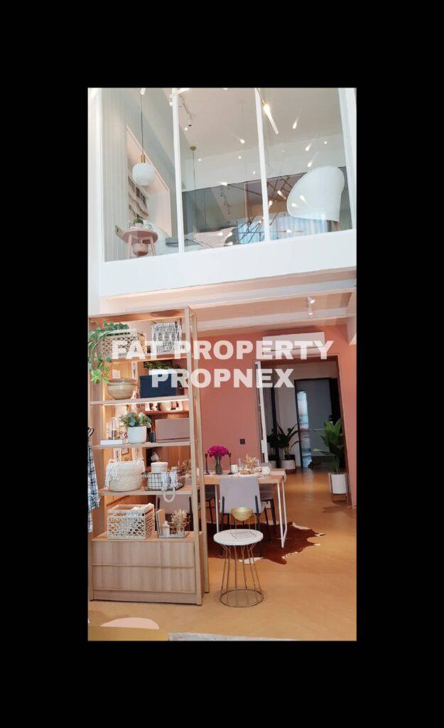 Dijual show unit SOHO Millenium Village,Lippo Karawaci hasil desain arsitek terkenal.