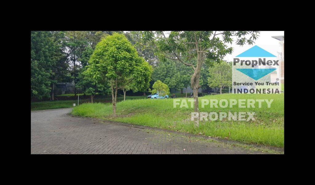 Dijual kavling bagus di cluster terbaru di Puri Botanical,Cluster Magnolia,Jakarta Barat.