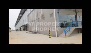 DIJUAL /DISEWAKAN GUDANG BARU di Kawasan Industri MM2100 Cibitung.