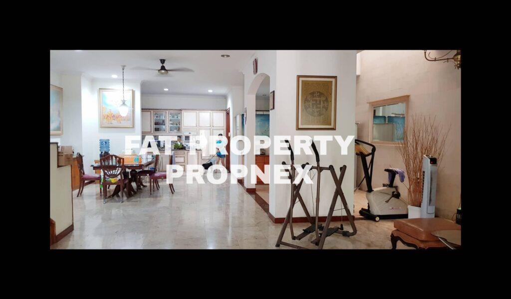 Dijual rumah di Puri Indah,Jakarta Barat.Dekat sekolah IPEKA & Pasar Puri.