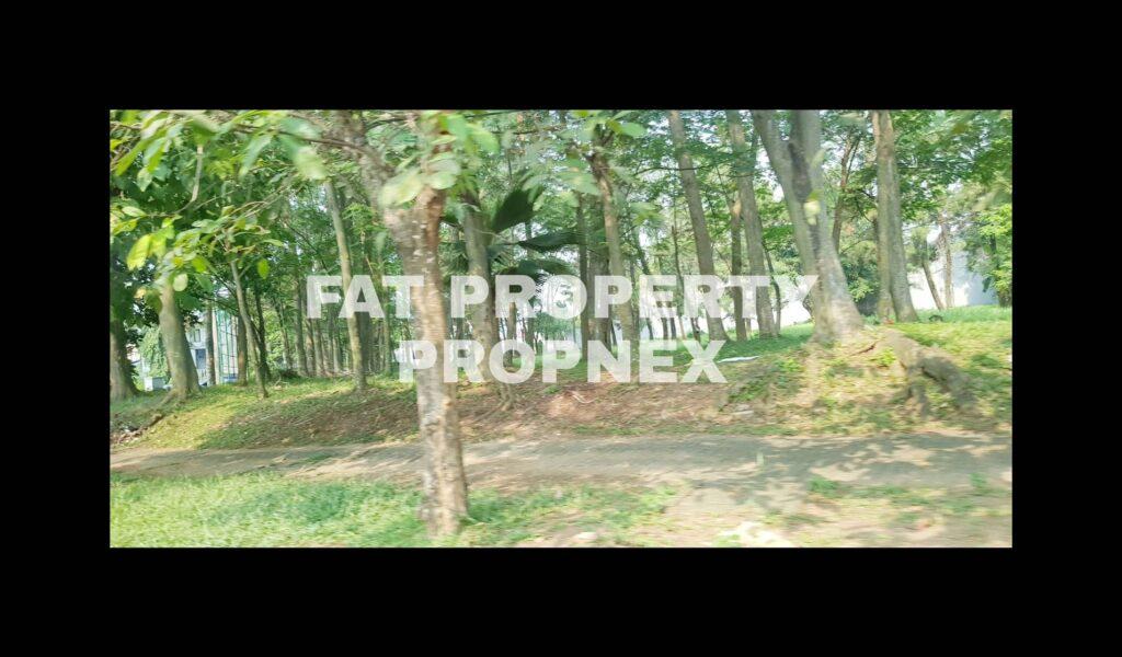 Dijual lahan komersil di bundaran boulevard Modernland,diapit Jl Honoris Raya dan Jl Hartono Raya,Tangerang.