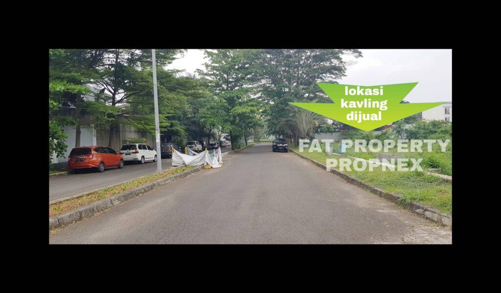 Dijual lahan komersil di Modernland,Tangerang. Di samping Sekolah Harapan Bangsa.