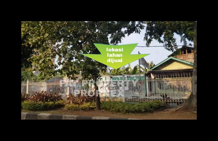 Dijual lahan komersil di  Jl.Raya Panjang Arteri Kelapa Dua,Jakarta Barat.