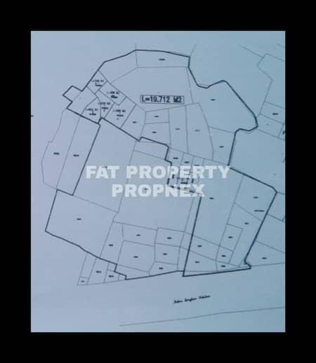 Dijual lahan komersil di Cilegon Baru,Cilegon.Di Jl Lingkar Selatan.
