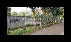 Dijual kavling hunian di kompleksperumahan elite : Taman Kebon Jeruk Interkon,Jakarta Barat.