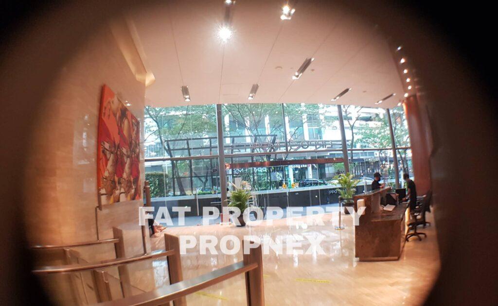 DIJUAL Office Space di kompleks paling bergengsi dan terkomplit di Jakarta Barat :LIPPO ST MORITZ OFFICE TOWER