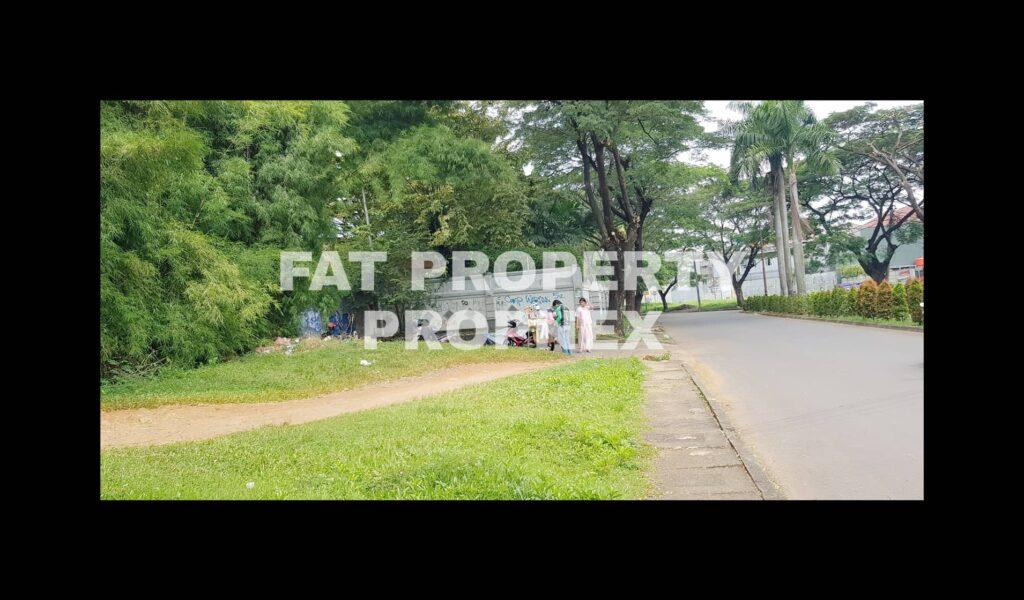 Dijual lahan komersil di Taman Villa Meruya,Jakarta Barat.