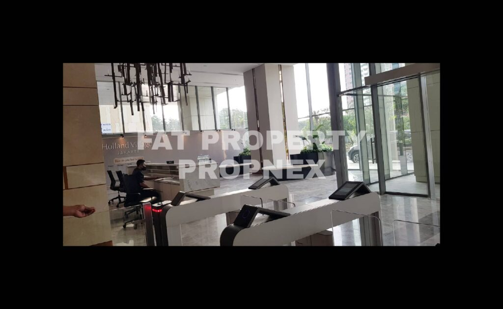 Dijual office space di Lippo Office Tower Holland Village,Cempaka Putih,Jakarta.