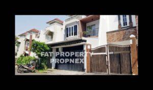 Dijual rumah bagus di Pulau Tidung,Taman Permata Buana,Jakarta Barat.