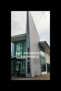 Dijual cepat gedung kantor & warehouse di lokasi strategis jln raya Pasar Minggu,Jakarta Selatan.