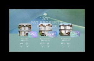 Rumah 2 lantai di Lippo Karawaci harga Rp 600jt-an:CENDANA HOMES!