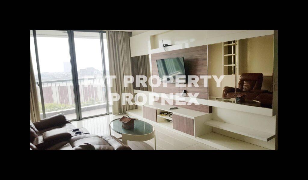 Dijual/disewakan Apartment ST Moritz di Jl Puri Indah Jakarta Barat.
