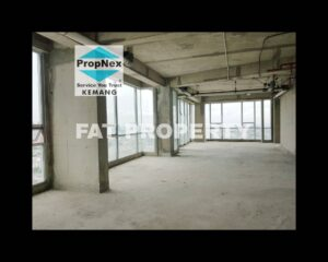 Dijual super signature penthouse di lantai tertinggi Apartement Kemang Village Tower Infinity