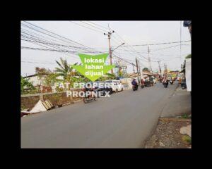 Dijual lahan komersial bagus di Bintaro Jl Ceger Raya (diapit sektor 4 n 9) luas 7,800m2 (sebelah Klinik Karya Husada).