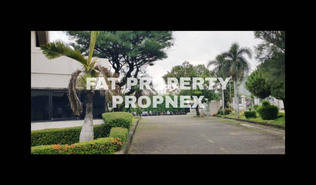 Dijual pabrik ex garmen underwear untuk export di Jl Raya Gunung Putri,Bogor,Jawa Barat.