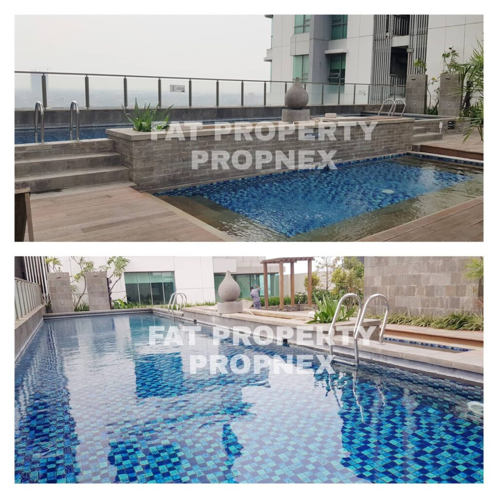 Dijual / disewakan Apartment ST MORITZ Tower New Royal,Jl Puri Indah U1,Jakarta Barat.